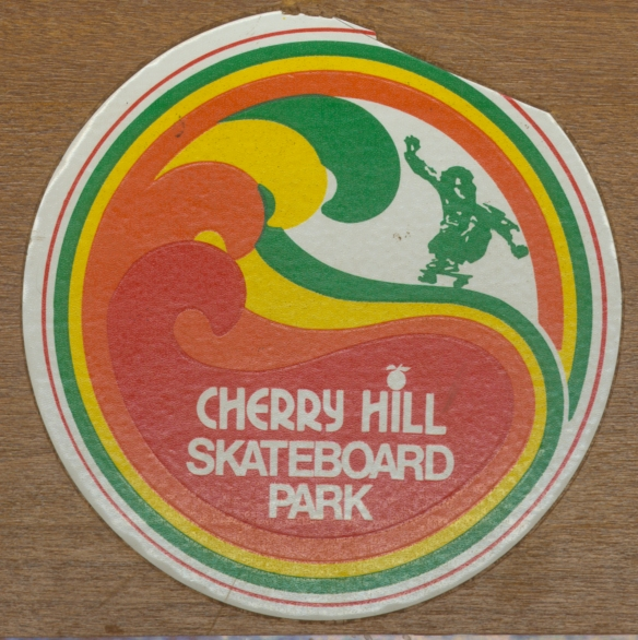 Cherry Hill Sticker