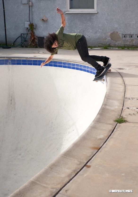 Steven Reeves- Monty grind death