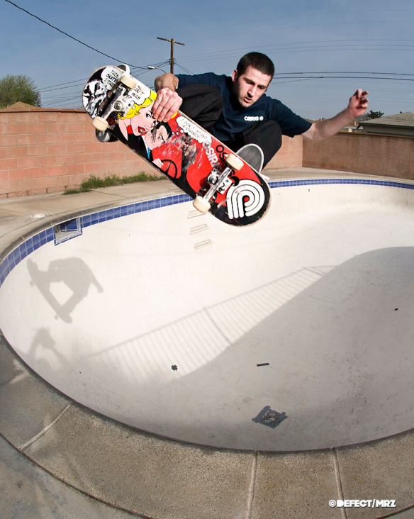 Brad McClain- frontside floater