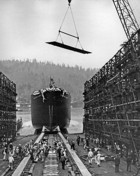 Kaiser Steel / Liberty Ship