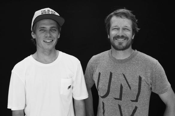 Zach and Chris Miller