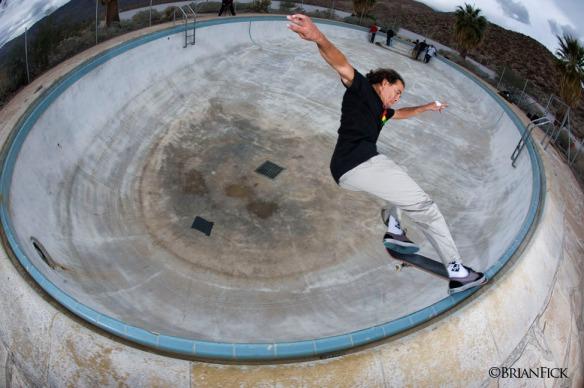 Aaron Astorga- tailslide