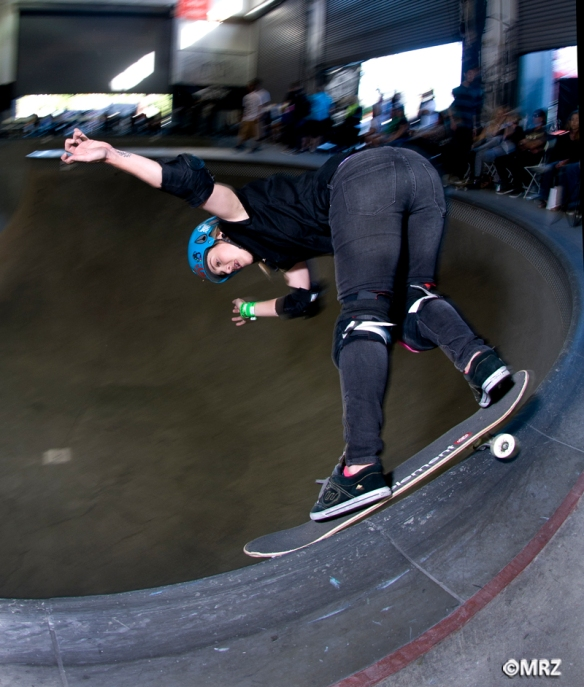 Karen Jones -  backside Smith