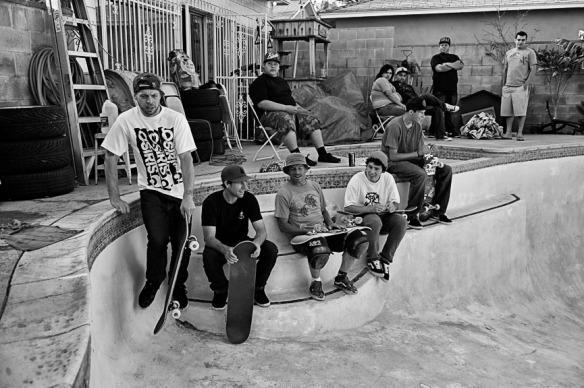 Pool Crew 1