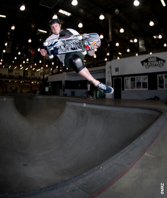 Jeff Grosso- This years spearpoint...