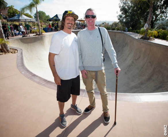 Bucky & Dave Tuck
