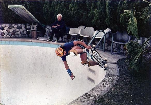 Gonzales Pool 1986