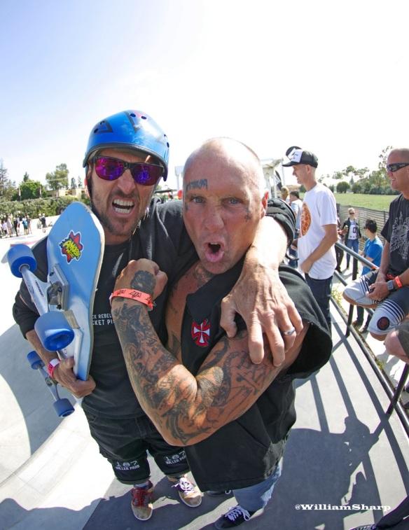Brad Bowman and Jay Adams