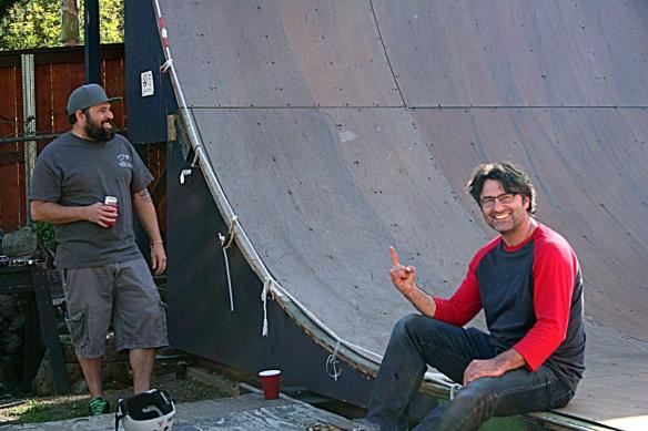 Augie Rodriguez and Gregg Witt