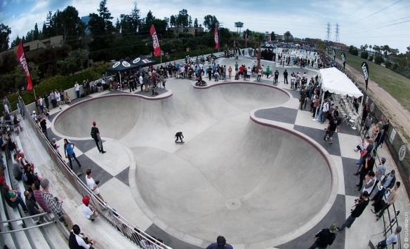Vans Skatepark Huntington Beach 1