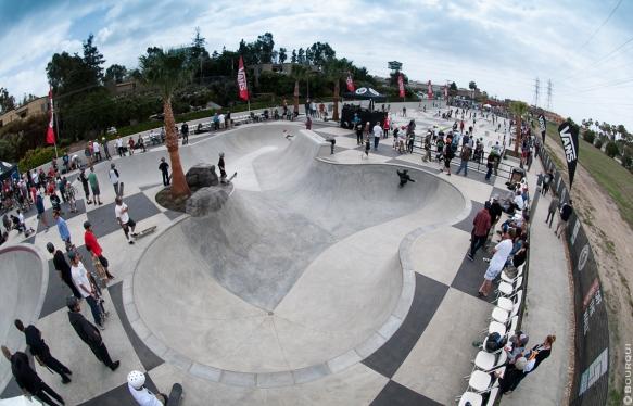 Vans Skatepark Huntington Beach 2