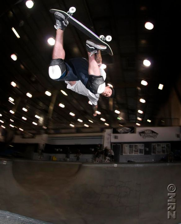 Jeff Grosso