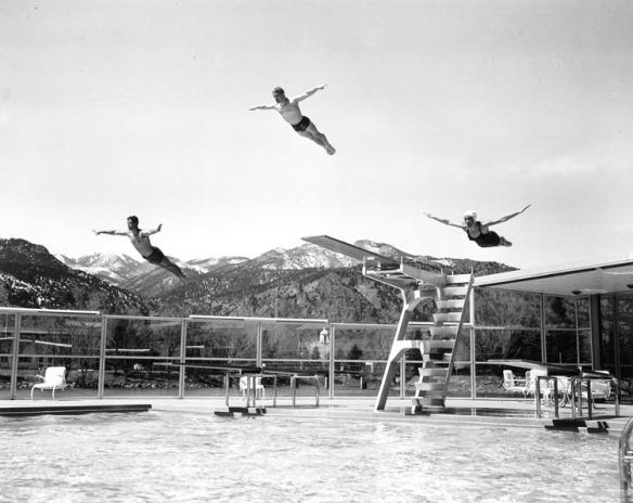 Pool-circa-1950s