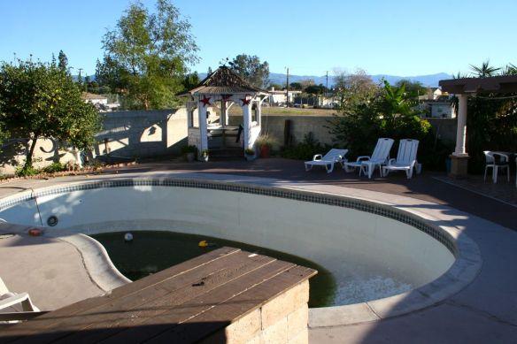 D. J.'s pool