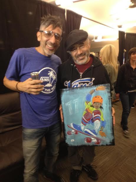 Eddie Elguera & Steve Caballero
