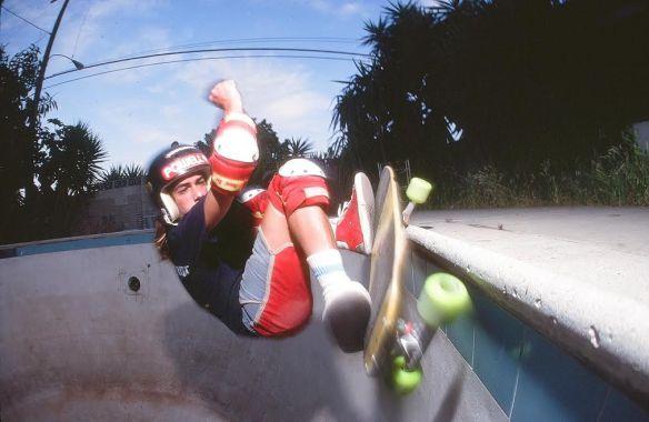 Jay Smith at Mondo's Pool