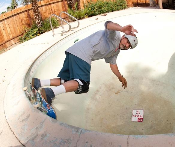 Rick Stine at Palm Springs