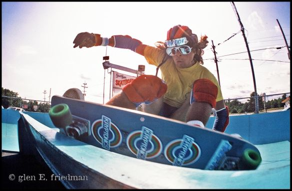 Lance Thompkins - Fiber Ryder