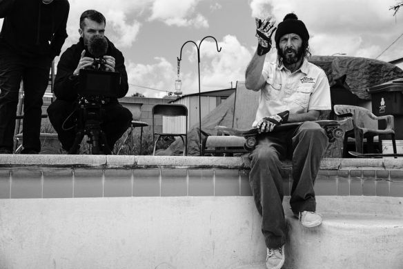 Greg Hunt and Tony Alva